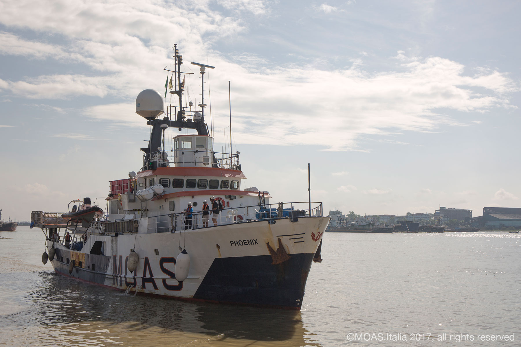 MOAS successes cap a triumphant year for Tangiers Group